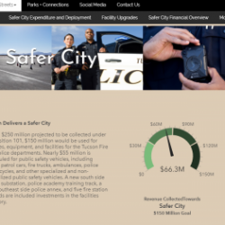 Tucson Delivers - Safer City