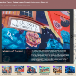 Murals of Tucson: Cultural Legacy Through Contemporary Street Art