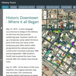Downtown Casa Grande History Tours