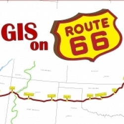 Cruisin' with GIS on Route 66