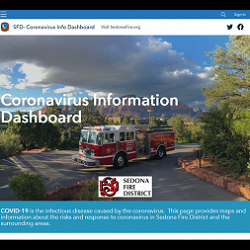 Sedona Fire District Coronavirus Information Hub