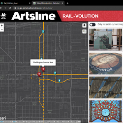 Valley Metro Artsline, Rail~Volution Version