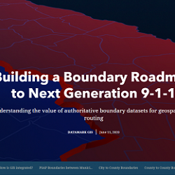 Building a Boundary Roadmap to Next Generation 9-1-1